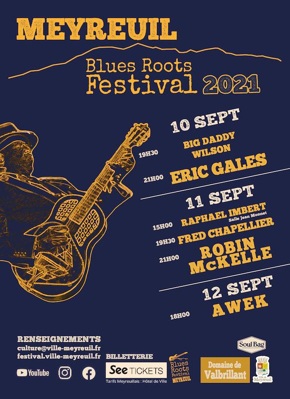 Blues Roots Festival 2021 - Soul Bag